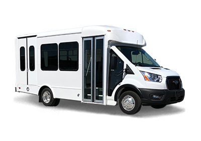StarTrans Bus - A major builder of small to midsize shuttle